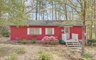 Hartwell GA Single Family Home For Sale: $74,900