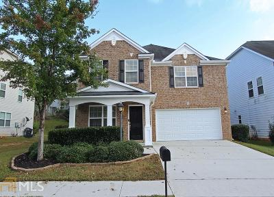 Grayson Single Family Home Under Contract: 3108 Farmstead Ct