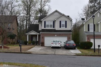 Norcross Single Family Home For Sale: 6274 Wandering Way