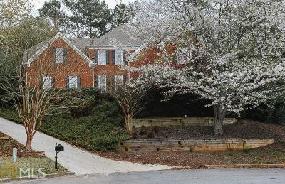 Alpharetta Single Family Home Under Contract: 925 Herterton Way