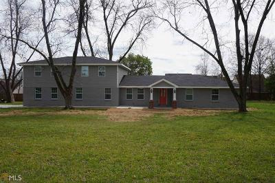 Newton County Single Family Home For Sale: 2603 Fairview Rd
