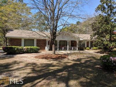 Statesboro Single Family Home For Sale: 201 N Jackson Rd