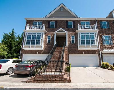 Fulton County Condo/Townhouse For Sale: 10920 Skyway Dr