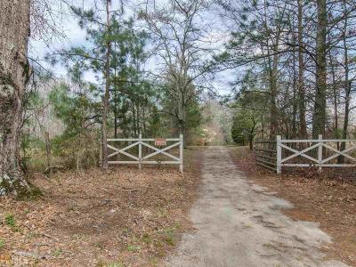 Coweta County Single Family Home For Sale: 2855 Fischer Rd