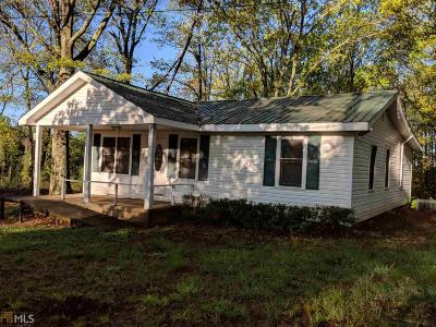Habersham County Single Family Home For Sale: 467 Sanders St