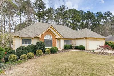 Single Family Home For Sale: 2795 Lakewind Ct