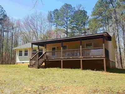 Elbert County, Franklin County, Hart County Single Family Home For Sale: 1891 Old Hwy 29