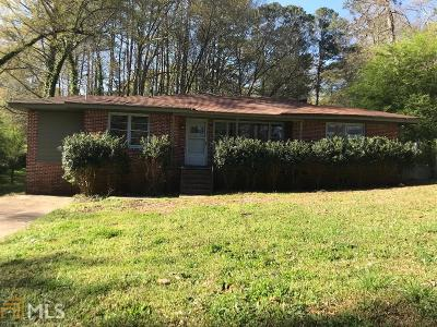 Henry County Single Family Home Under Contract: 105 Duvall Dr