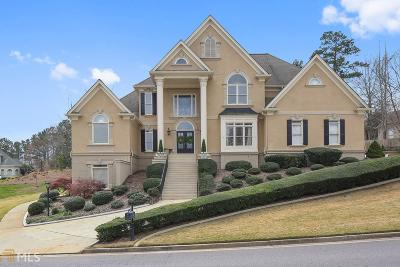 Woodstock Single Family Home For Sale: 5009 Towne Lake Hls