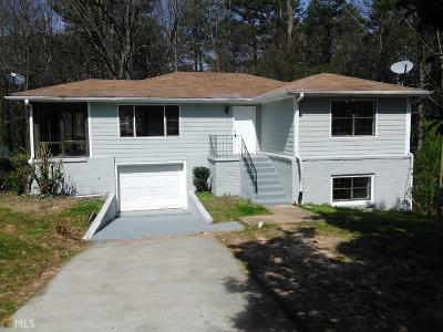 Fulton County Single Family Home For Sale: 2611 NW Loghaven Dr