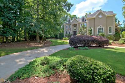 Peachtree City Single Family Home For Sale: 269 Smokerise Trce