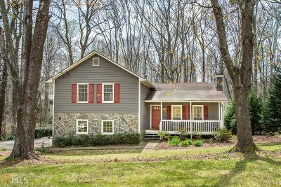 Suwanee Single Family Home Under Contract: 65 Arbour Run
