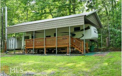 Towns County Single Family Home For Sale: 548 Gander Gap Rd
