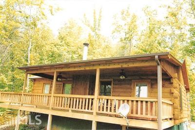 Sautee Nacoochee Single Family Home For Sale: 59 Buckhorn Trl #32