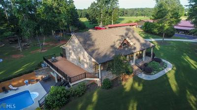 Social Circle GA Single Family Home For Sale: $629,000