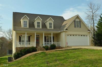 Gainesville Single Family Home For Sale: 4853 Rilla Rd