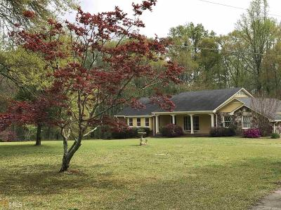 Fayette County Single Family Home For Sale: 153 Highway 85 Connector