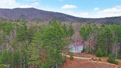 Dawsonville Single Family Home For Sale: 135 Sullivan Dr