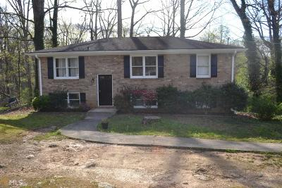 Sherwood Forest Single Family Home For Sale: 5428 Pine Dr