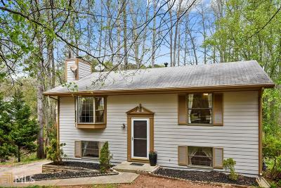 Single Family Home For Sale: 175 Hembree Forest Cir