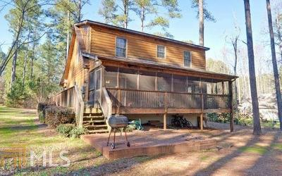 Toccoa Single Family Home For Sale: 41 Southern Comfort Dr #41C