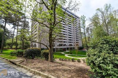 The Barclay, The Barclay Condominiums Condo/Townhouse For Sale: 3530 Piedmont Rd #7J