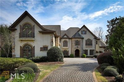 Alpharetta Single Family Home For Sale: 500 Covington Cv