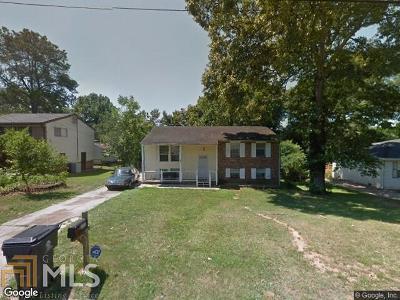 Clayton County Single Family Home For Sale: 188 Ridge Trl