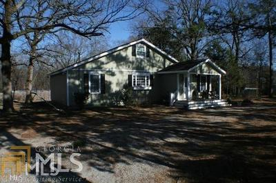 Elbert County, Franklin County, Hart County Single Family Home For Sale: 1551 Zion Church Rd