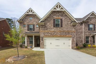 Duluth Single Family Home For Sale: 2621 Arnold Palmer Way