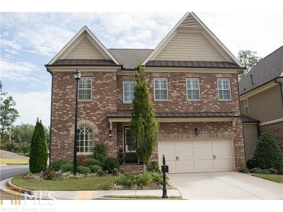 Alpharetta Condo/Townhouse For Sale: 110 Nesbit Reserve Ct