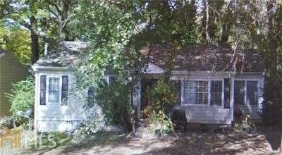 Oakland City Single Family Home For Sale: 1365 Avon Ave
