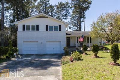 Dekalb County Single Family Home For Sale: 2296 Hylaea Rd