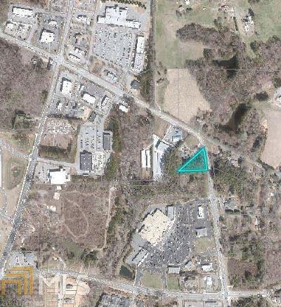 Canton, Woodstock, Cartersville, Alpharetta Commercial For Sale: 6578 Hickory Flat Way
