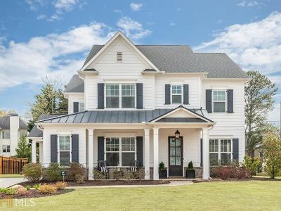 Roswell Single Family Home Under Contract: 4015 Manor Oak Cir