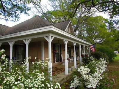 Buckhead Single Family Home For Sale: 1431 Swords Rd