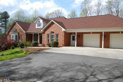 Monroe, Social Circle, Loganville Single Family Home For Sale: 653 James Powers Rd
