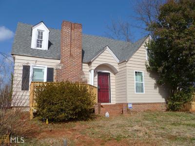 Dekalb County Multi Family Home For Sale: 2992 Memorial Dr