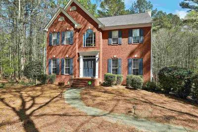Peachtree City Single Family Home For Sale: 160 Jefferson Woods Dr