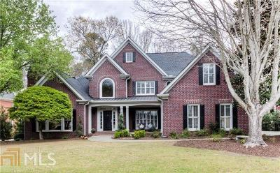 Single Family Home Under Contract: 4245 Park Brooke Trce