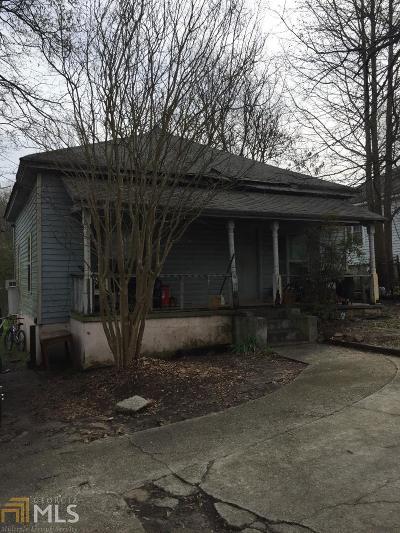 Douglasville Single Family Home For Sale: 8338 Highway 92 Dallas