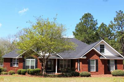 Statesboro Single Family Home For Sale: 1205 Columbus Dr