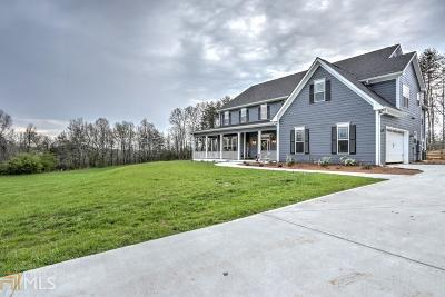 Lumpkin County Single Family Home For Sale: 552 Seabolt Stancil Rd
