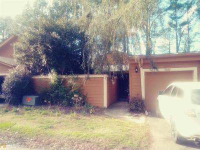 Marietta, Smyrna Condo/Townhouse For Sale: 845 Lake Hollow