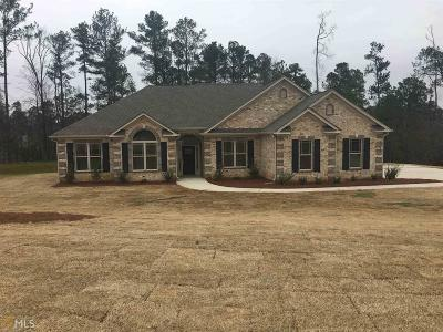 Clayton County Single Family Home Under Contract: 12347 Hillcrest Dr