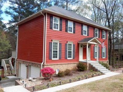 Stone Mountain Single Family Home For Sale: 2478 Broad Creek Dr
