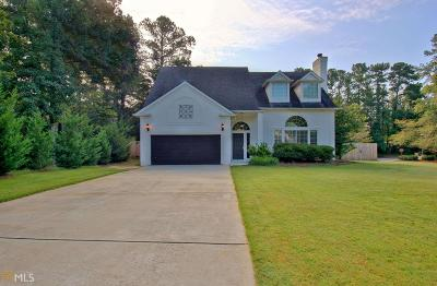 Peachtree City Single Family Home For Sale: 200 Brewster Path