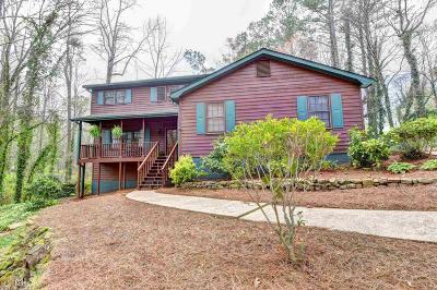 Fulton County Single Family Home For Sale: 1265 Ridgefield