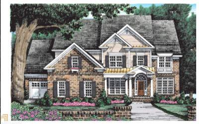 DeKalb County Single Family Home For Sale: 5266 Vernon Lake Dr #17-B