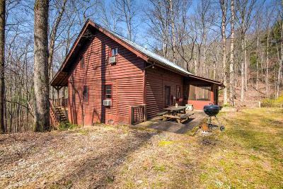 Rabun County Single Family Home For Sale: 185 Cripple Creek